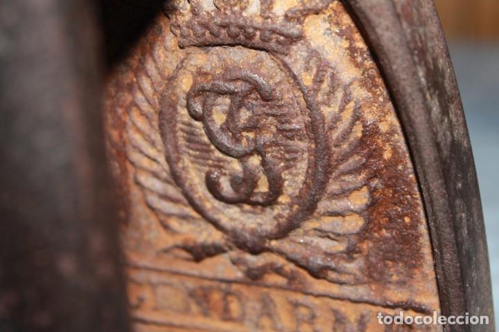 Antiquitäten: plancha antigua numero 6 - Foto 2 - 147663170
