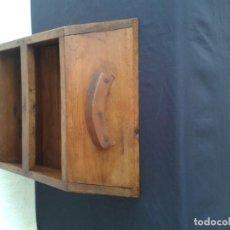 Antigüedades: BARCILLA BARCELLA CELEMIN FANEGA. Lote 147703570