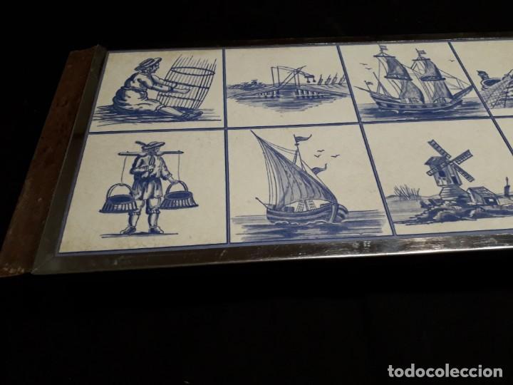 Antigüedades: Plancha eléctrica para cocinar con preciosa decoracion - Foto 2 - 147738834
