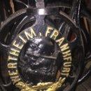 Antigüedades: MAQUINA DE COSER WERTHEIM - ELECTRA. Lote 147747442