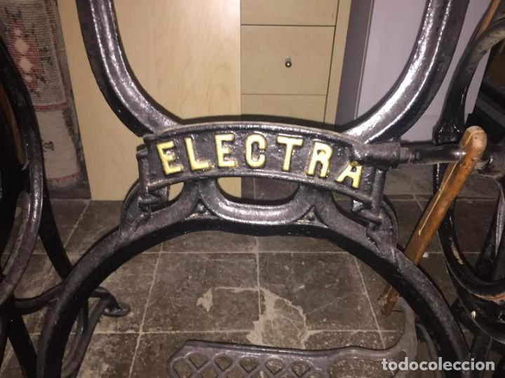 Antigüedades: Maquina de coser Wertheim - Electra - Foto 2 - 147747442