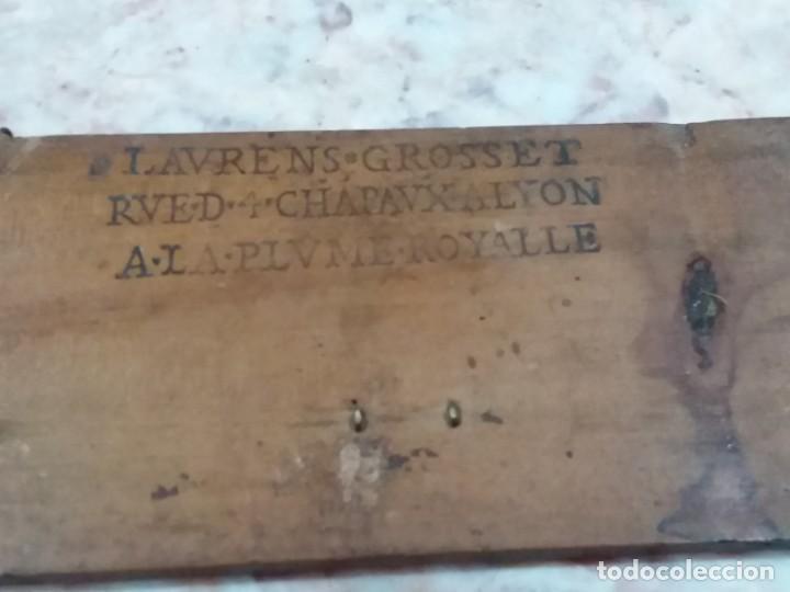 Antigüedades: Balanza quilatera para oro siglo XVII-XVIII - Foto 13 - 147758790