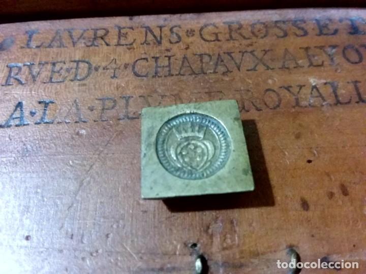 Antigüedades: Balanza quilatera para oro siglo XVII-XVIII - Foto 18 - 147758790