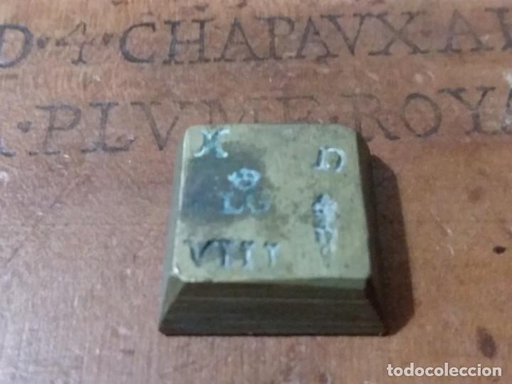 Antigüedades: Balanza quilatera para oro siglo XVII-XVIII - Foto 19 - 147758790