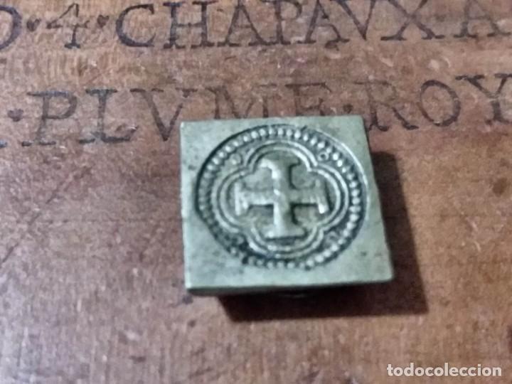 Antigüedades: Balanza quilatera para oro siglo XVII-XVIII - Foto 20 - 147758790