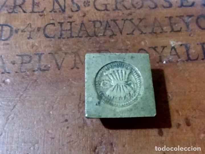Antigüedades: Balanza quilatera para oro siglo XVII-XVIII - Foto 26 - 147758790