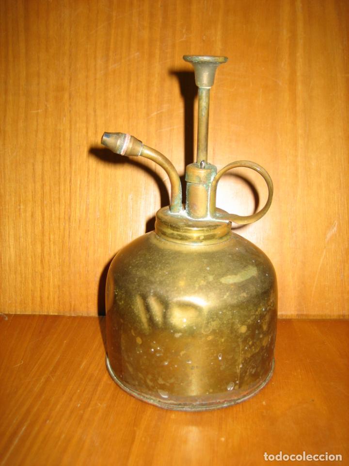 ANTIGUA ACEITERA DE TALLER MECANICO (Antigüedades - Técnicas - Herramientas Profesionales - Mecánica)