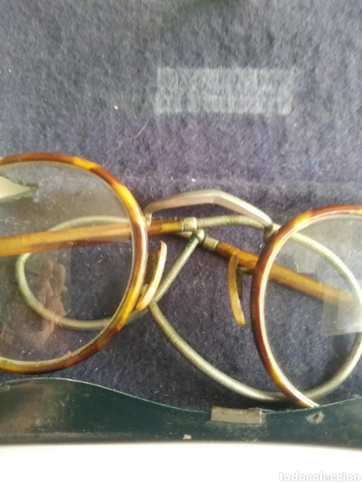 GAFAS REDONDAS / SIGLO20. (Antigüedades - Técnicas - Instrumentos Ópticos - Gafas Antiguas)