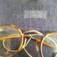 Antigüedades: GAFAS REDONDAS / SIGLO20.. Lote 147858618