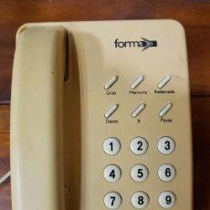 Teléfonos: BONITO TELÉFONO MUY DECORATIVO.. Lote 147887182