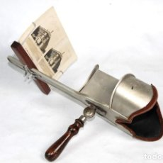 Antigüedades: ANTIGUO VISOR ESTEREOSCOPICO-MUY BUENA CONSERVACION-ORIGINAL. Lote 147907426