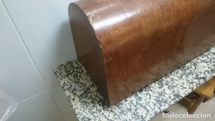 Antigüedades: TAPA MAQUINA DE COSER REFREY - Foto 8 - 147918602