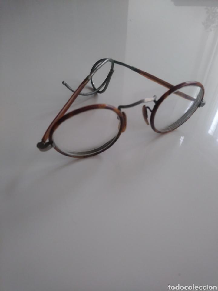 Antigüedades: Gafas redondas / Siglo20. - Foto 4 - 147858618