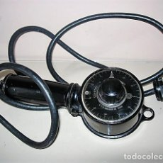 Antigüedades: APARATO CON TEMPORIZADOR DE 10 SEGUNDOS ELECTRICO FABRICADO POR GENERAL ELECTRIC. Lote 148046594