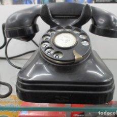 Teléfonos: TELEFONO DE BAQUELITA - 1ª SERIE DE CTNE - BUEN ESTADO. Lote 148052790