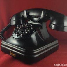 Teléfonos: ANTIGUO, TELÉFONO DE BAQUELITA, 10 BOTONES, DE STANDARD ELÉCTRICA ¿BARCELONA?, PARA CTNE. Lote 148102474