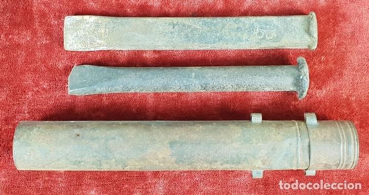 Antigüedades: CONJUNTO DE HERRAMIENTAS DE CARPINTERÍA Y EBANISTERÍA. SIGLO XIX-XX - Foto 24 - 148259278