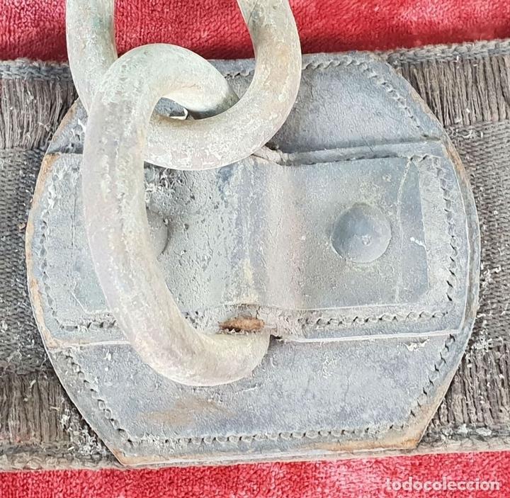 Antigüedades: CONJUNTO DE HERRAMIENTAS DE CARPINTERÍA Y EBANISTERÍA. SIGLO XIX-XX - Foto 31 - 148259278