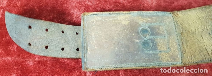 Antigüedades: CONJUNTO DE HERRAMIENTAS DE CARPINTERÍA Y EBANISTERÍA. SIGLO XIX-XX - Foto 34 - 148259278