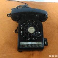 Teléfonos: TELÉFONO DE MESA ALEMÁN ANTIGUO DE BAQUELITA. Lote 184347941
