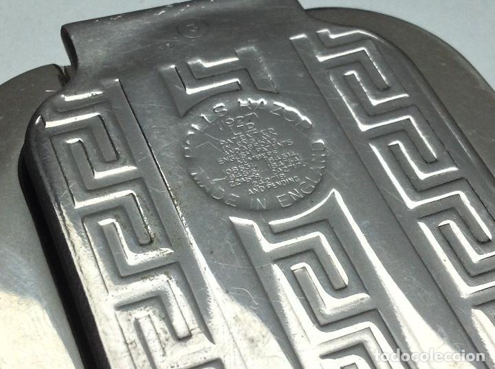 Antigüedades: AFILADOR DE CUCHILLAS ROLLS RAZOR N° 3 IMPERIAL - MODELO COMPLETO EN CAJA ORIGINAL. -MADE IN ENGLAND - Foto 4 - 148349686