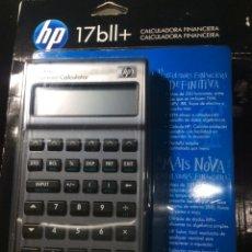 Antigüedades: CALCULADORA HP 17 B II FINANCIERA ¡ NUEVA ! HP 17B. Lote 82359596