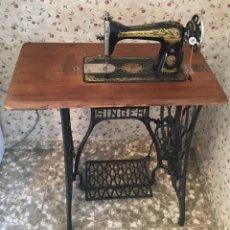 Antiquitäten - Maquina de coser SINGER 1925 funciona perfectamente - 147737614