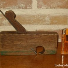 Antigüedades: ANTIGUO CEPILLO DE CARPINTERO.. Lote 148696306