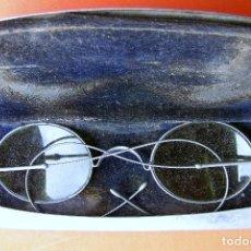 Antigüedades: GAFAS ANTIGUAS . Lote 148832518