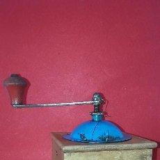 Antiquitäten - MOLINILLO DE CAFE EN MADERA ELMA - 148833294