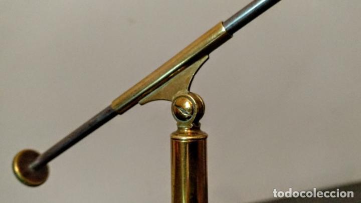 Antigüedades: Condensador de luz Ojo de Toro Bulls eye c.1850. - Foto 3 - 54113450