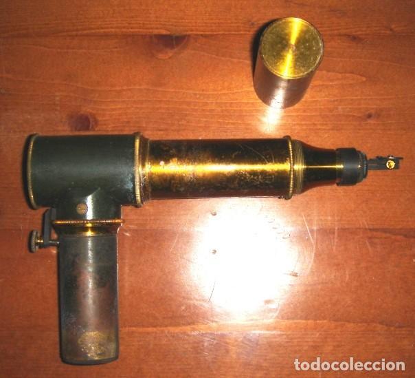 Antigüedades: antiguo instrumento optico, ignoro finalidad - Foto 3 - 149330778
