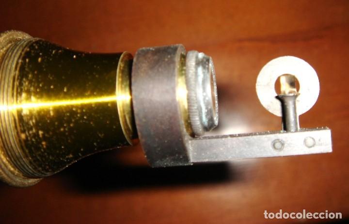 Antigüedades: antiguo instrumento optico, ignoro finalidad - Foto 4 - 149330778