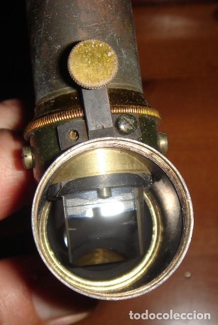Antigüedades: antiguo instrumento optico, ignoro finalidad - Foto 5 - 149330778