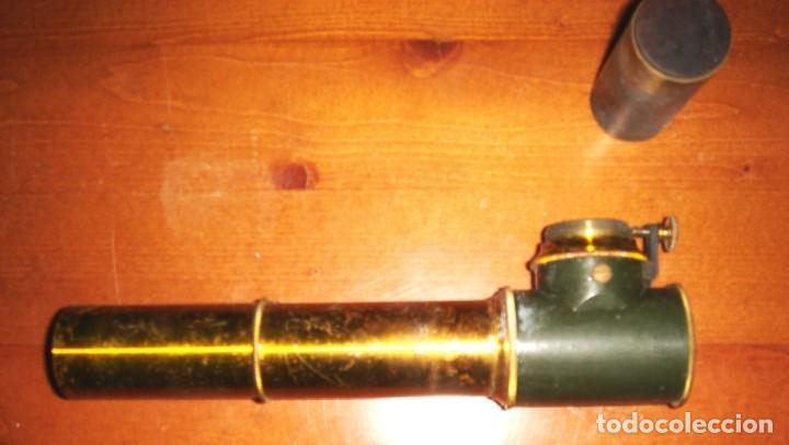Antigüedades: antiguo instrumento optico, ignoro finalidad - Foto 6 - 149330778