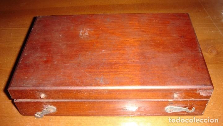 Antigüedades: antiguo instrumento optico, ignoro finalidad - Foto 9 - 149330778