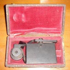 Antigüedades: ANTIGÜO INSTRUMENTO ÓPTICO, IGNORO FINALIDAD. Lote 149331398
