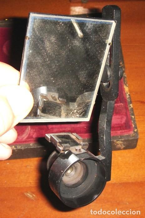 Antigüedades: antigüo instrumento óptico, ignoro finalidad - Foto 2 - 149331398