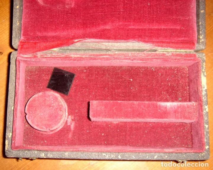 Antigüedades: antigüo instrumento óptico, ignoro finalidad - Foto 4 - 149331398