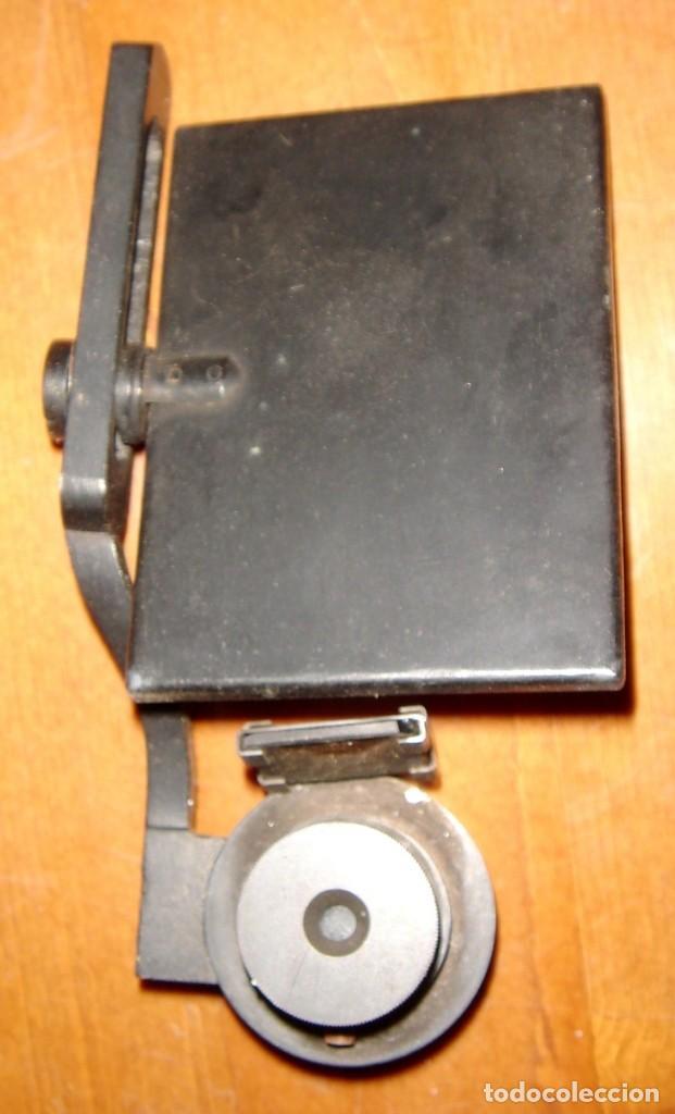 Antigüedades: antigüo instrumento óptico, ignoro finalidad - Foto 5 - 149331398