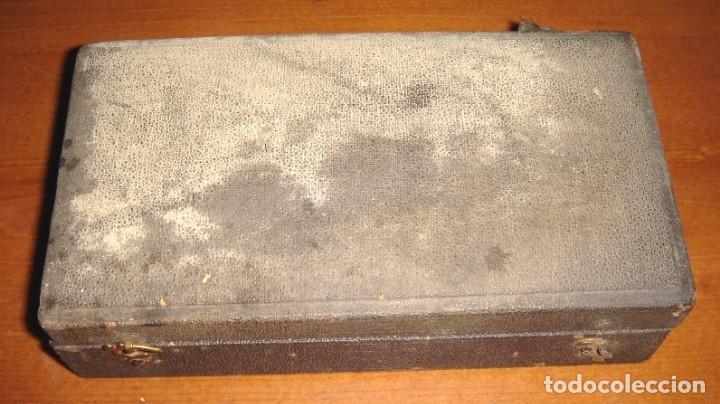Antigüedades: antigüo instrumento óptico, ignoro finalidad - Foto 6 - 149331398
