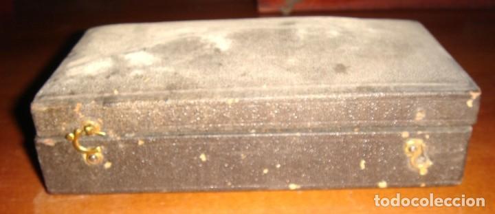 Antigüedades: antigüo instrumento óptico, ignoro finalidad - Foto 7 - 149331398
