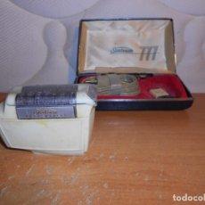 Antigüedades: MAQUINA PARA AFEITAR ELECTRICA. Lote 149352778