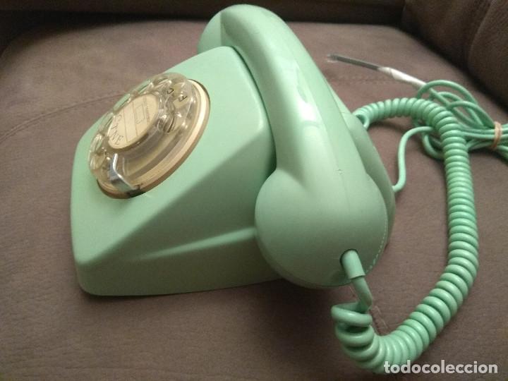 Phones: TELÉFONO HERALDO VERDE, ORIGINAL CITESA, Envío gratis, ADAPTADO Y FUNCIONANDO - Foto 3 - 149335314