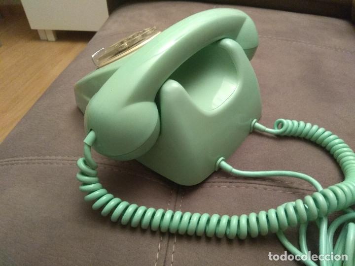 Phones: TELÉFONO HERALDO VERDE, ORIGINAL CITESA, Envío gratis, ADAPTADO Y FUNCIONANDO - Foto 7 - 149335314