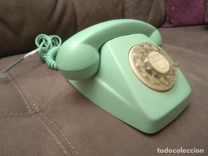 Phones: TELÉFONO HERALDO VERDE, ORIGINAL CITESA, Envío gratis, ADAPTADO Y FUNCIONANDO - Foto 2 - 149335314