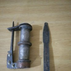 Antigüedades: CANDADO LABRADO. Lote 149495004