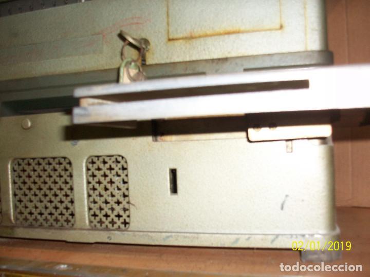 Antigüedades: ANTIGUA FRANQUEADORA SUIZA-HASLER BERN-MODELO F 88 - Foto 4 - 149531594