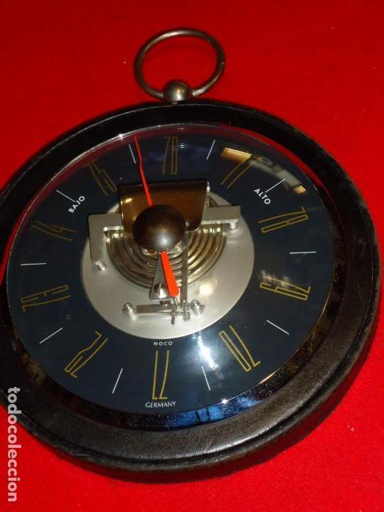 Antigüedades: BAROMETRO COMO NUEVO - Foto 2 - 149591366