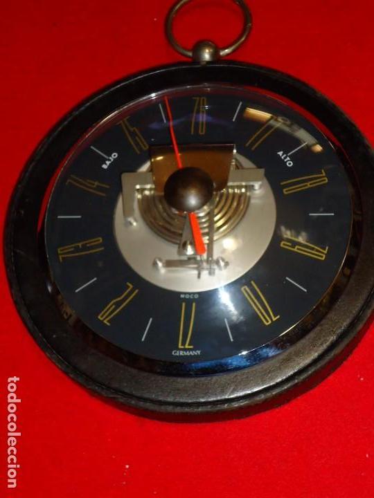 Antigüedades: BAROMETRO COMO NUEVO - Foto 3 - 149591366